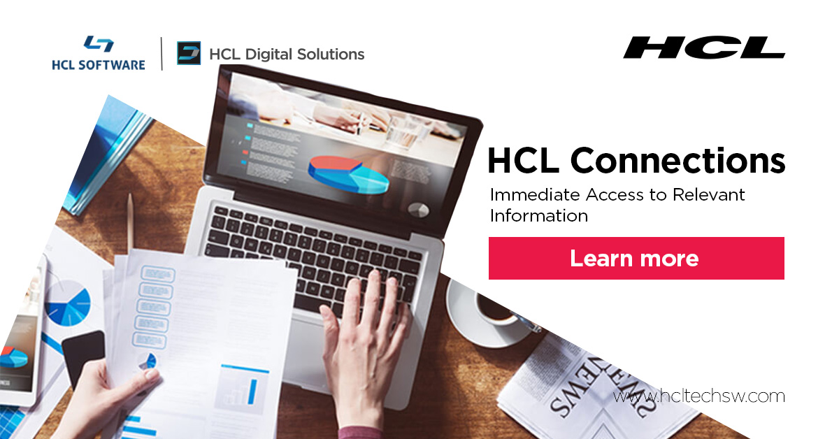 Orient Me in #HCLConnections delivers a personalized homepage bringing your most relevant tools, apps, and updates right to you. Learn how: https://t.co/xTGAU7nTtV #LetsConnect #hclsoftware