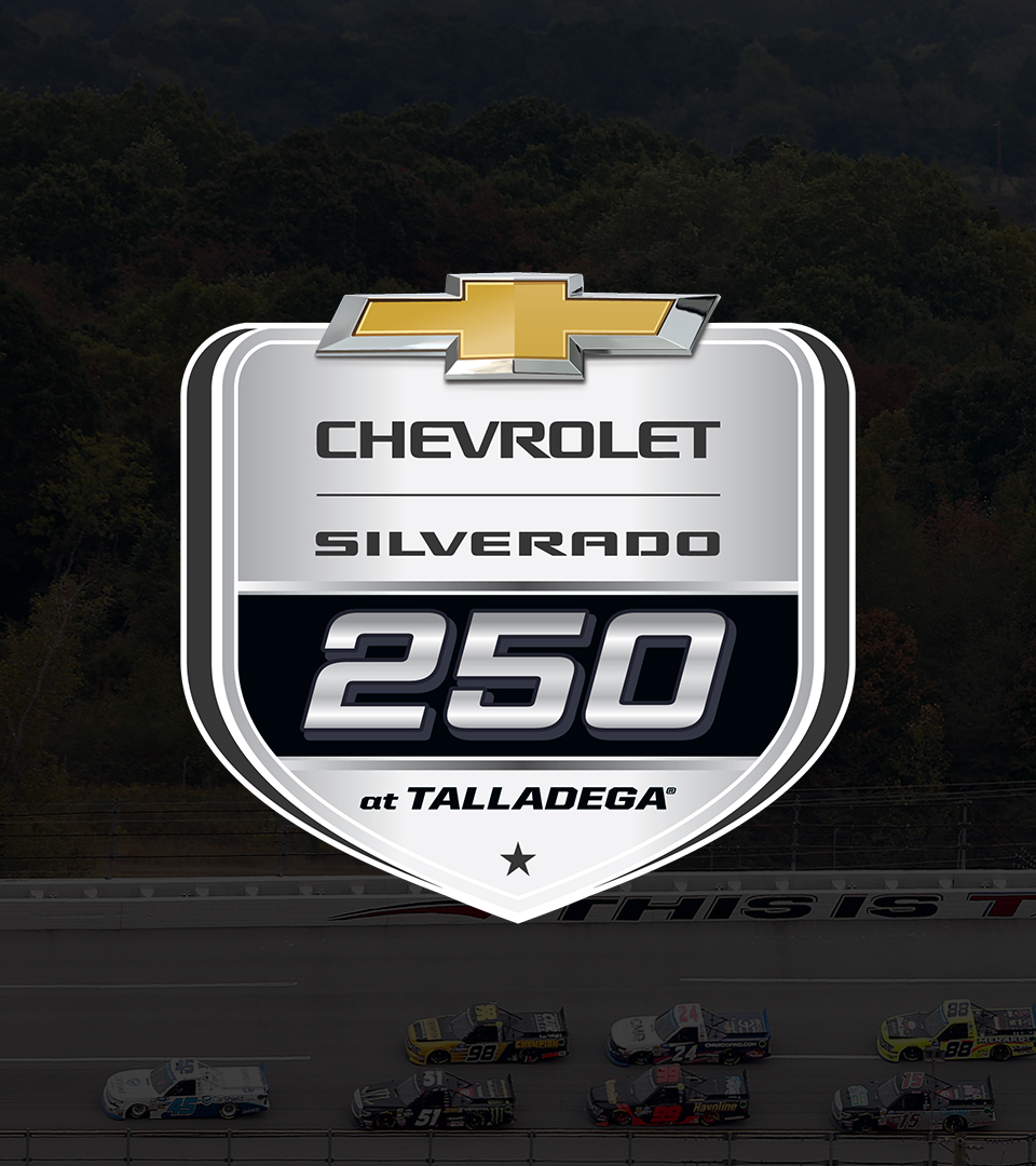 The race weekend kicks off this Saturday, October 3 with the #ChevySilverado250! As the first elimination race in the #NASCARPlayoffs for the @NASCAR_Trucks Series, the intensity on track is sure to be high. 📰: talladegasuperspeedway.com/Articles/2020/…