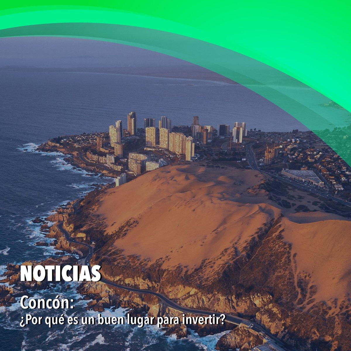 Concón se ha posicionado como una de las comunas con mejor calidad de vida urbana en el país. Revisa la nota completa en el link: https://t.co/TygrRNdm8u  #predomina #inmobiliaria #chile #noticias #concon #bienesraices #inmobiliariachile #economia https://t.co/1dzcJe5Irg