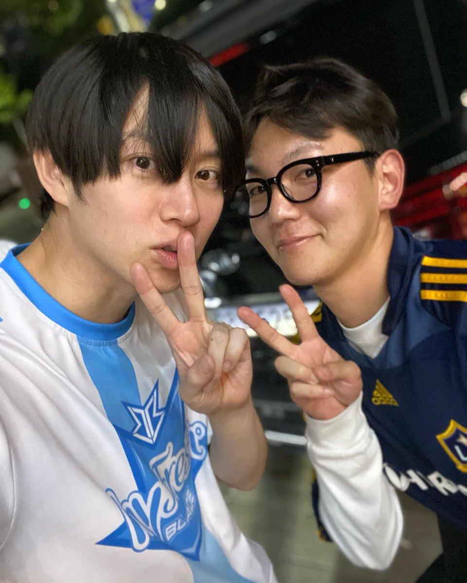 [PIC] 200928 jinorism IG Update with Kim Heechul😍💙 #Heechul #희철 #김희철 #金希澈 #ヒチョル #SuperJunior #슈퍼주니어 https://t.co/J00toWZnG1