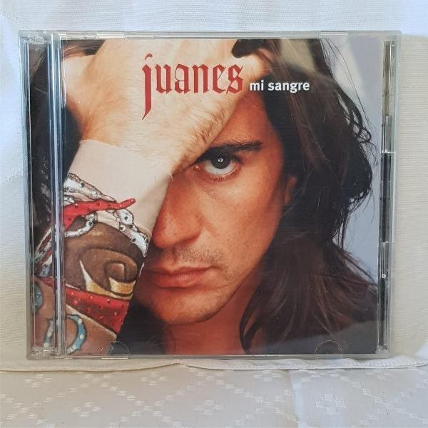 Hoy me levanté con una noticia que me llena de alegría y muy buenos recuerdos, #MiSangre uno de los álbumes más importantes en mi carrera está cumpliendo 16 años. 🤯🔥 No me lo creo! ¿Quiénes tienen el CD todavía?