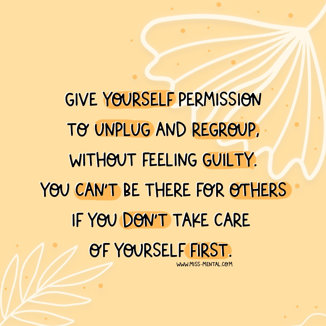This #MotivationMonday we're encouraging you to prioritize your own mental health. What would it look like for you to check-in and practice self-care without guilt today?   #mentalhealth #therapy #selfcare #selfcompassion #checkin #unplug #regroup #inspiration https://t.co/tMUS2dYPOZ