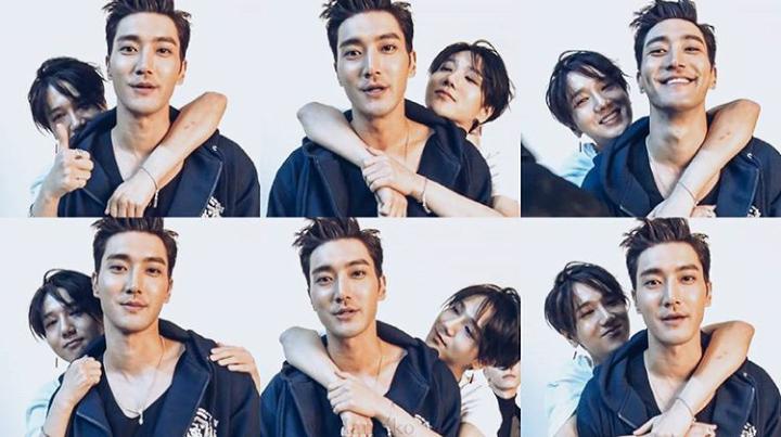 Tremendas ganas de ser Yesung o Siwon.😍 #SuperJunior #Yesung #Siwon https://t.co/XJyjkFHLEP