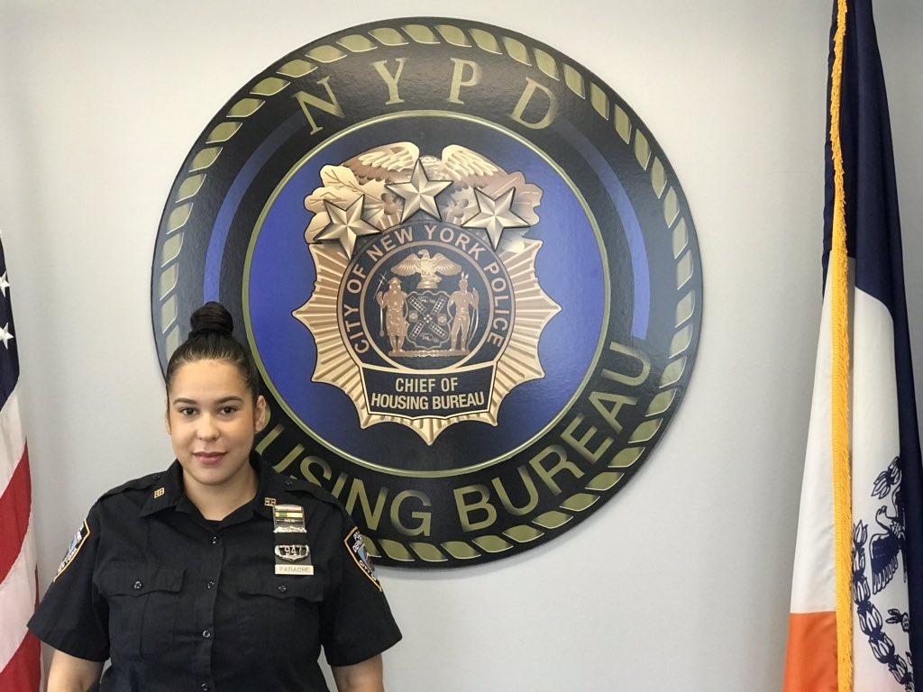 Welcoming our newest officer to the Housing Bureau, Ariana Parache. #HispanicHeritageMonth2020 https://t.co/AvcrxfMNsG