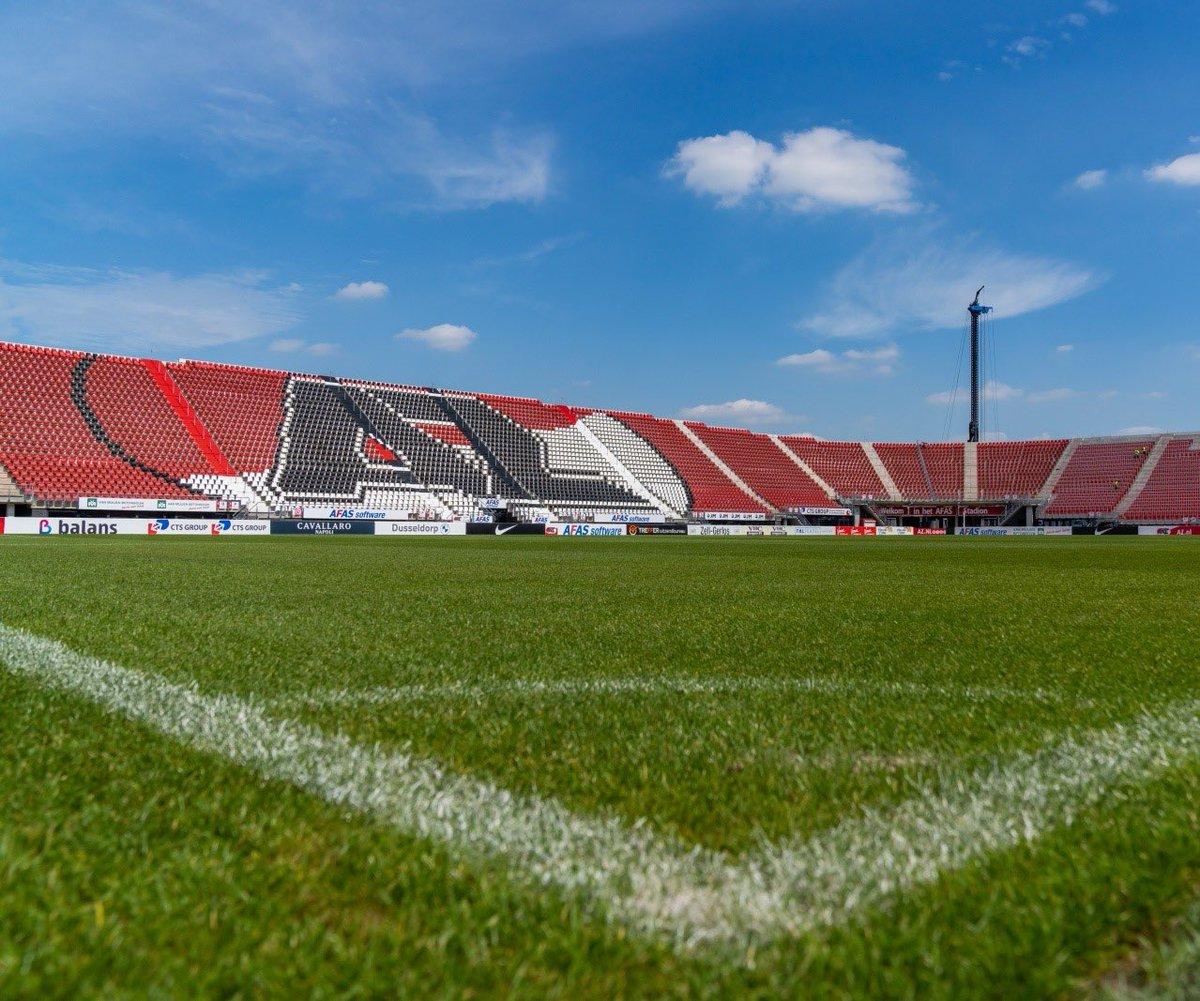 🦠 Update  ❌ Landelijke maatregel: komende 3 weken geen fans bij sportduels.  #CoronaUpdate #AZ #Eredivisie https://t.co/jRfkd7fkkc