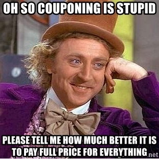 One more #MemeMonday  Like if you've had to say this to your friends and family before  #nationalcouponmonth https://t.co/EnybKLMLCE