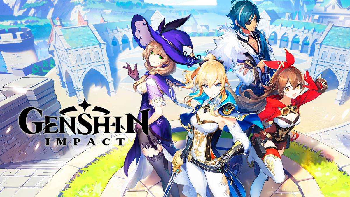 Join Jodel as we take a look into the world of #Genshin_Impact, a free to play game I have heard ZERO about until a few hours ago! Super hype! Come hang! 😁  #genshinimpact #newstreamer #PathToAffiliate #miHoYo #rpg #chinesemmorpg #jodel #nothingoriginal https://t.co/kqtTeX1LZ2