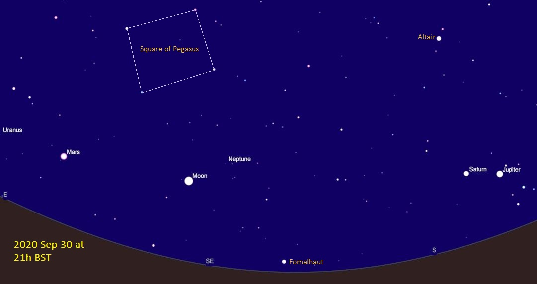 This autumn will be a great time to spot the planets, with Mars in particular being well placed.  You can read more about their observing prospects over the next 2 months in this helpful SPA guide: https://t.co/sgcneJsial https://t.co/yvEoV3zIwO