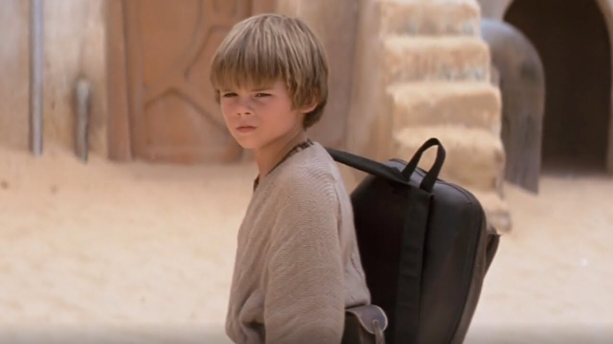 Did you know? Anakin Skywalker and The Child, a.k.a. Baby Yoda, were born in the same year - 41 BBY https://t.co/RvO1eXTz1G