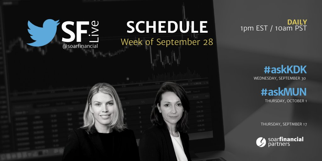 #Mundoro Live on Twitter with Soar Financial Group  MUN's CEO @TeoDechev will be speaking with #SoarFinancial's Kai Hoffmann on Thursday, October 1st at 10am PST (1pm EST). #gold #Copper  Got a question? Send in a tweet! #askMUN