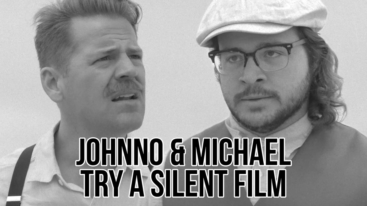 Johnno and Michael are trying to board the Titanic, but before they do, Johnno needs to address something serious with Michael. @Johnno_Wilson
