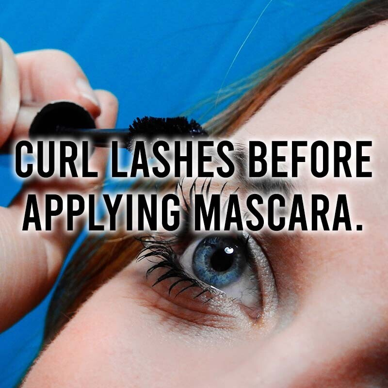 Make-up tip time! Curl those lashes before applying mascara for a fuller, more voluminous lashes. What's your top make-up tip? 👀👁 #Make-up #Mascara #Avon #Hints https://t.co/BC0FOH7tMX https://t.co/RthMFrwYKk