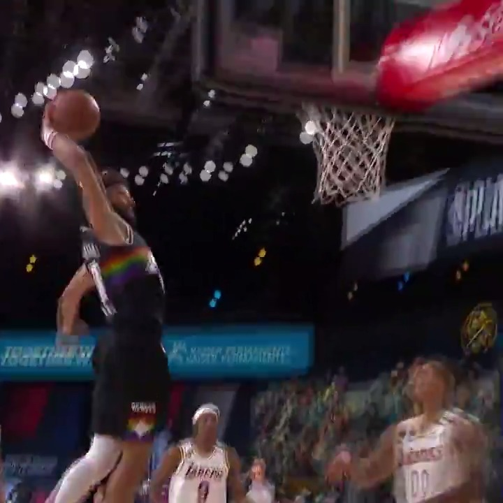 Check out the best dunks from the conference finals! 💪  Presented by @ATT https://t.co/BeEsbXDeiU