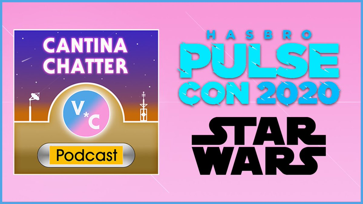 New episode! Let's talk toys. @woozlindemon and I react to and break down ALL of the Star Wars reveals from Hasbro PulseCon!   Stream on YouTube, Apple Podcasts, Amazon Music, Google Play, Spotify, Pandora, PodOmatic... etc. etc.   https://t.co/12A09y6lCh https://t.co/Sx27czYkhG