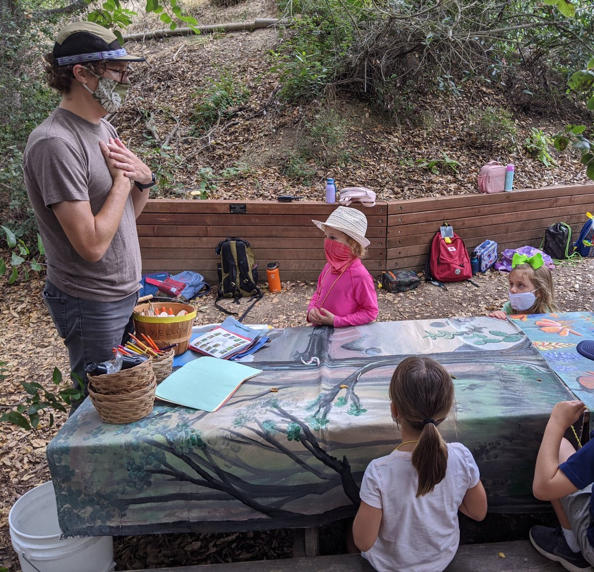 Send your kiddoes to ENC After School Nature Camp! After their virtual or in person school day is done, students in K – 5th grade will spend time at the ENC with friends and mentors for hands-on learning, creative enrichment, & a chance to explore. https://t.co/Wgu9vWQF4V https://t.co/rogqw30fCO