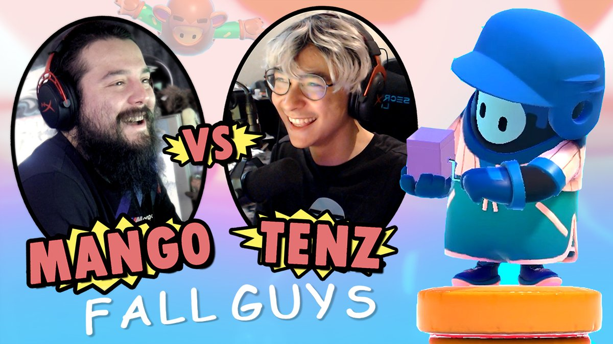 Its time for another C9 Crossover - this time with @C9Mang0 and @TenZ_CS in @FallGuysGame! Four games with different challenges - who will come out on top?! 📺 youtu.be/7CEHCQ6AUKU