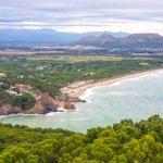 Image for the Tweet beginning: L'Illa Roja, la platja de