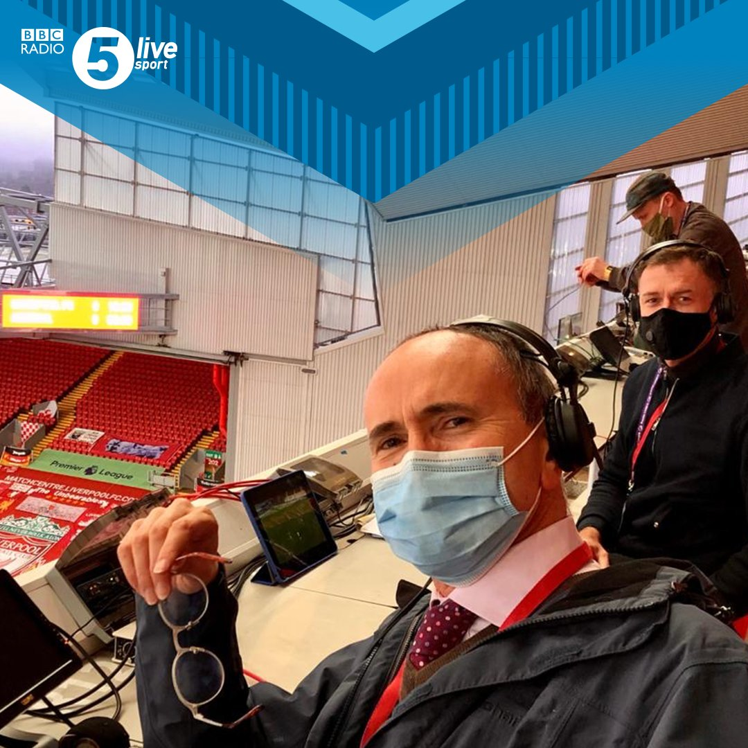 We're all set 💪  Listen to #LIVARS with commentary from @bbcjohnmurray and @chris_sutton73  📲⚽ https://t.co/5Du5Yilmm1 https://t.co/tISLzgcdGP