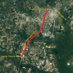 Image for the Tweet beginning: Bibb County: Project to Upgrade
