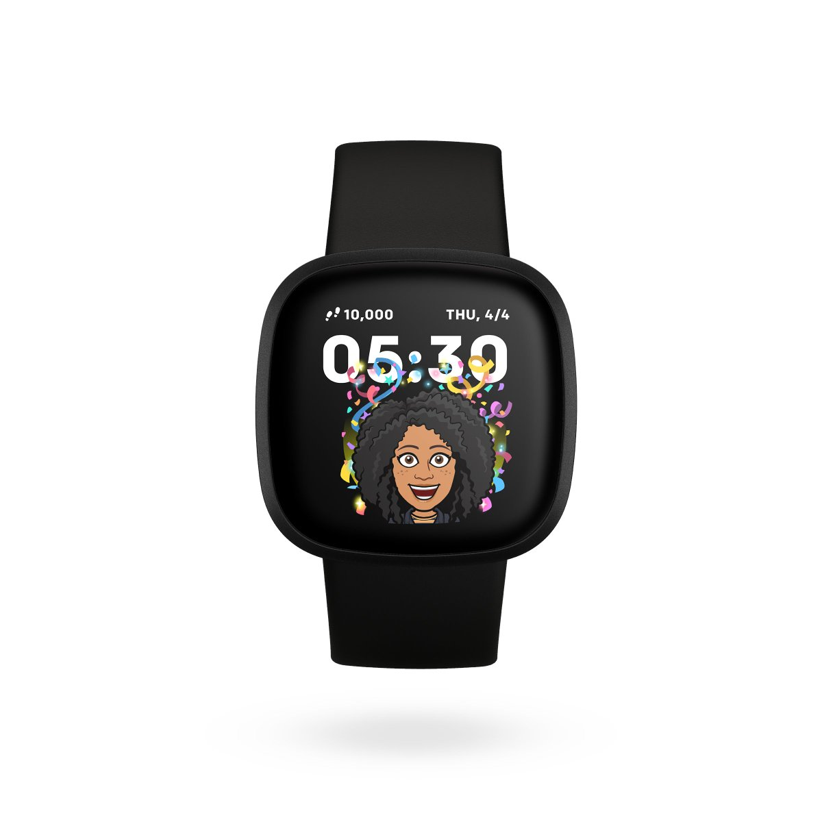 Make health more fun with the Bitmoji clockface on the new @Fitbit Versa 3 🎉 Shop https://t.co/lOAdZm1WX5 https://t.co/YMbvoSlyxk