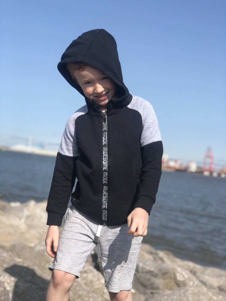 """""""Show me the boy of 7 and I will show you the man""""   We have a very independent, articulate, determined and caring little boy. Enjoy being 7 Noel. Where ever you go and what ever you do, daddy will be right behind you. Xx https://t.co/Wv8cCHsBua"""