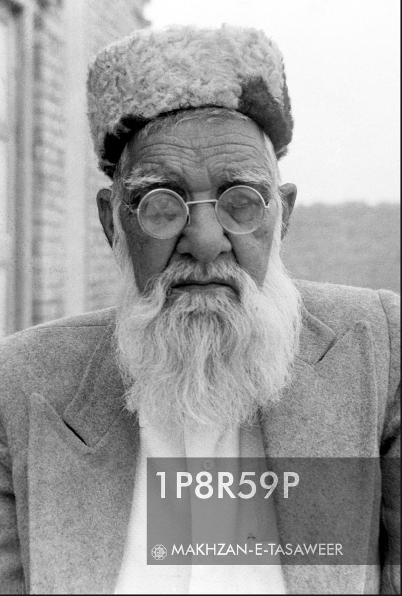 My grandfather Hazrat Syed Hasan Shah Sahib(ra) #AcceptedTheMessiah by letter Jan 1907 in person Apr 1907. Alhamdolillah. Born 1889 Died 26 Apr 1976 Janaza by Hazrat Khalifatul Masih III (rh) buried in Sahaba Section Bahishti Maqbara Rabwah. Photo of Master and Disciple attached https://t.co/89l1Jy9dTf