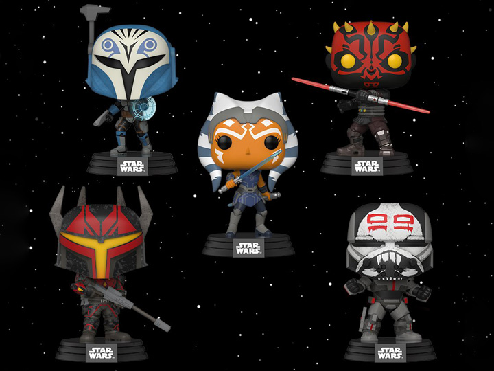 Freshly listed #FunkoPop! #StarWars #CloneWars figures available for Pre-order here: https://t.co/Szzn75rrv9 #funko #funkocollector #bbts #bigbadtoystore https://t.co/PK2qqVyPGt