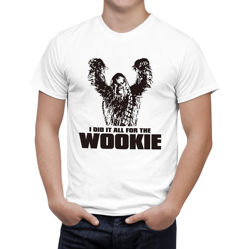 Star Wars Men T-Shirt - Wookiee  #StarWars #StarWarsFans #DarthVader #Wooki ... https://t.co/WOrKtzAvH5 https://t.co/UHejYVZ4Xq