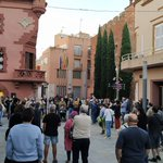 Image for the Tweet beginning: Avui a #Viladecans, amb totes