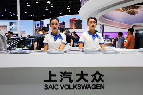 Foreign automakers optimistic on #China. https://t.co/Aynv2u9R3k https://t.co/8eBjtv2LcW
