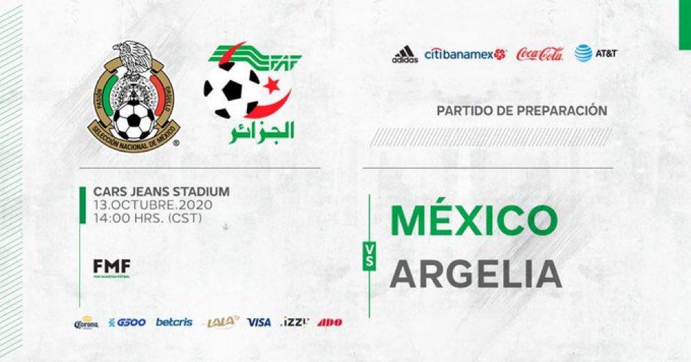 """""""Argelia"""": Por su próximo partido ante @miseleccionmx. https://t.co/7L1qDNVdCS"""