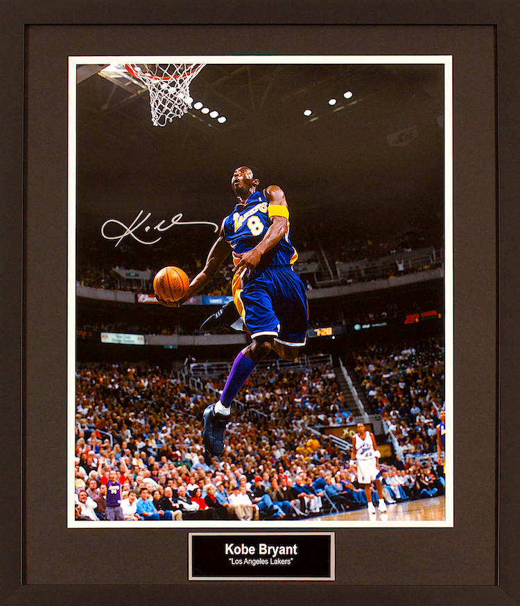 We are very fortunate to have a 16 X 20 Cherry framed photo of the legend himself, @kobebryant up for bid in our Champion of Hope Auction! Bidding begins tomorrow at 8:00am! https://t.co/mLoP2ZNEW8  #ChampionofHope #Fundraiser #TheSalvationArmy #auction #KobeBryant #autograph https://t.co/43LLWPO5Iq
