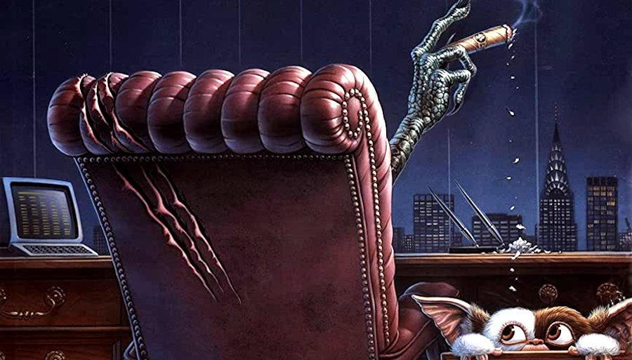 #NW #NowWatching  #Gremlins2: The New Batch (La Nouvelle Génération)  Suite beaucoup plus parodique que macabre, je me la revois toujours avec plaisir (voir même plus que pour le 1er). Et en VF, s'il vous plait.  Parce que Richard Darbois. https://t.co/ylZUpGWsEM