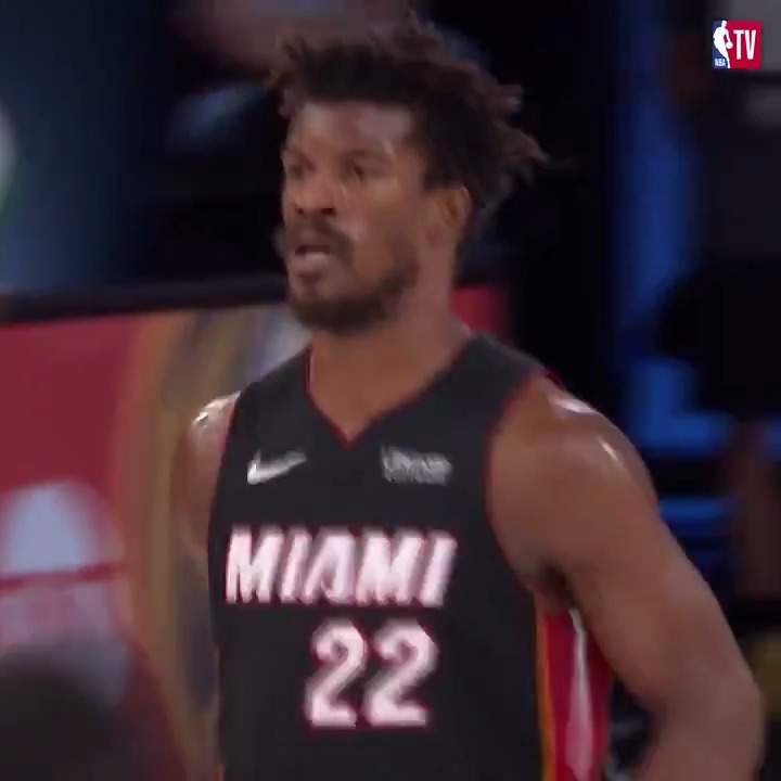 Miami defeated Boston and are set to play in the #NBAFinals for the first time since 2014 🔥  Presented by @Gatorade https://t.co/lI9nwpjFDU
