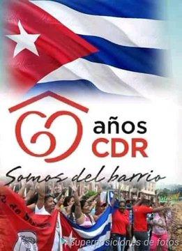 Felicidades Cederistas en sus 60 Aniversario, #Por Cuba, con la guardia en alto, defenderemos nuestra Revolución Socialista, ¡Vivan los CDR!, #60CDR, #SomosCuba, #VamosPorMás, #EducaGuantánamo, #SomosContinuidad,#CubaMined, #CDIPEducaDMEGtmo https://t.co/u0xa8uEJY2