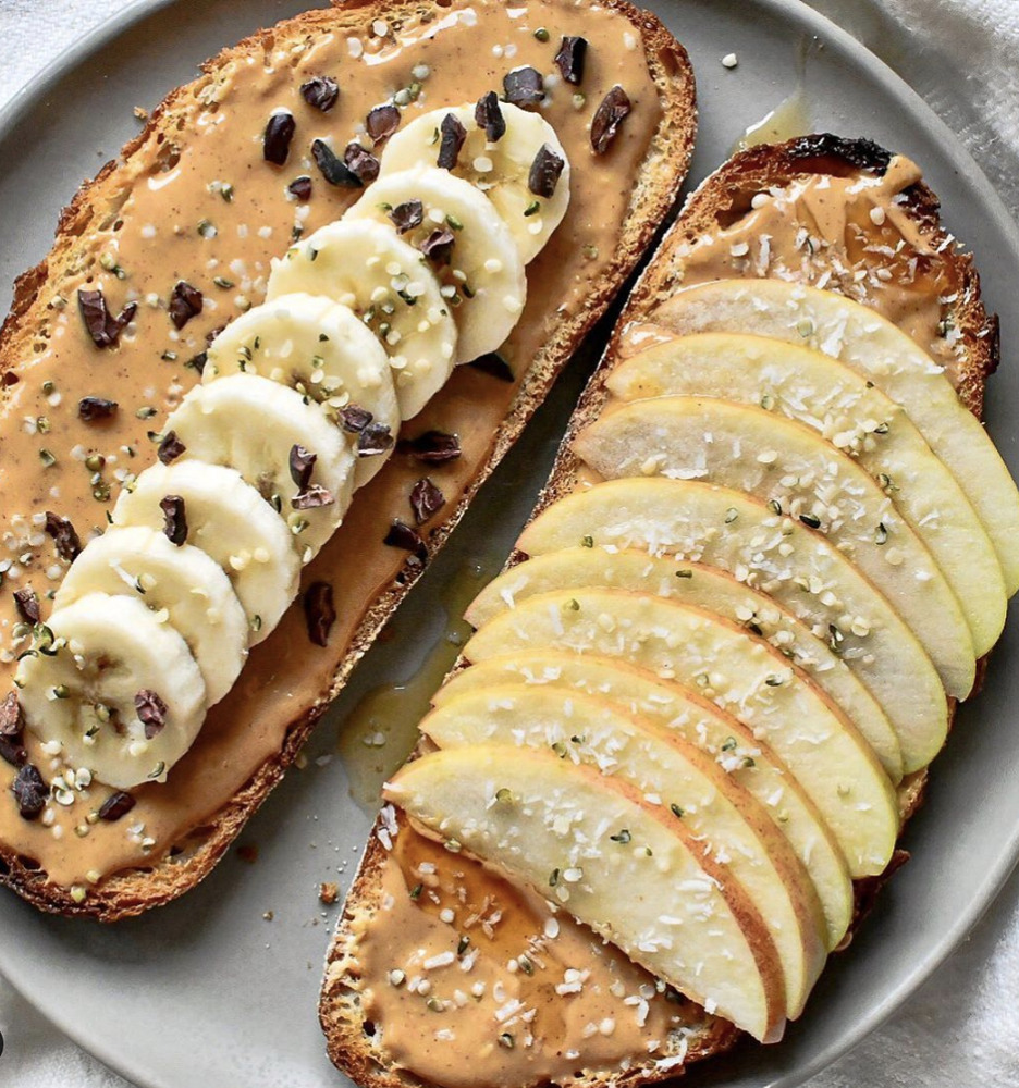 Need some breakfast inspo? Check out this Peanut Butter Toasts w/ Bananas & Apples! This is the perfect sweet & savory way to start your week.  Get the recipe: https://t.co/3RZ1AZNhez  #feedfeed #recipes #peanutbutter #toast #snack #easyrecipes https://t.co/pOivxl5fPG