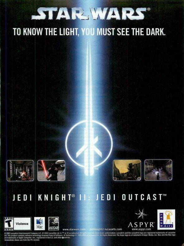 Jedi Knight II : Jedi Outcast on the #AppleMac. Simply love the layout. The white light sabre is a classic touch. https://t.co/9pMmEnu0H0 #RetroGames #StarWars https://t.co/BBiTGz8G4r