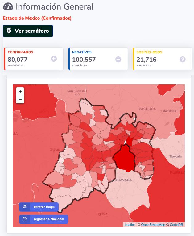 Los 5 municipios con más casos de COVID-19 en el #Edomex al corte de este lunes 28 de septiembre: 1. #Ecatepec: 9,738 2. #Nezahualcóyotl: 7,117 3. #Toluca: 6,518 4. #Naucalpan: 5,540 5. #Tlalnepantla: 4,370 https://t.co/I1yml6R3Xm