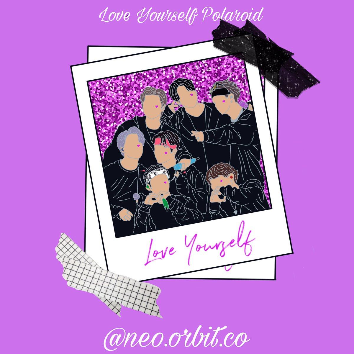 Design Drop  Love Yourself Polaroid Pin  #loveyourselffirst #loveyourself #bts #BTSLoveMyself #enamelpin #KimTaehyung #KimNamjoon #JeonJungkook #MinYoongi #KIMSEOKJIN #JungHoseok #parkjimin https://t.co/W6izWg039H