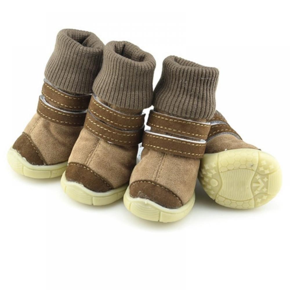 #pet #dog #cat #kitty #puppy #animals Pet Warm Cotton Anti Slip Boots https://t.co/rRoY22I7Bd https://t.co/m55XZfDMp4