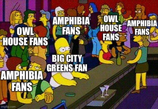DTVA fanbase in a nutshell.