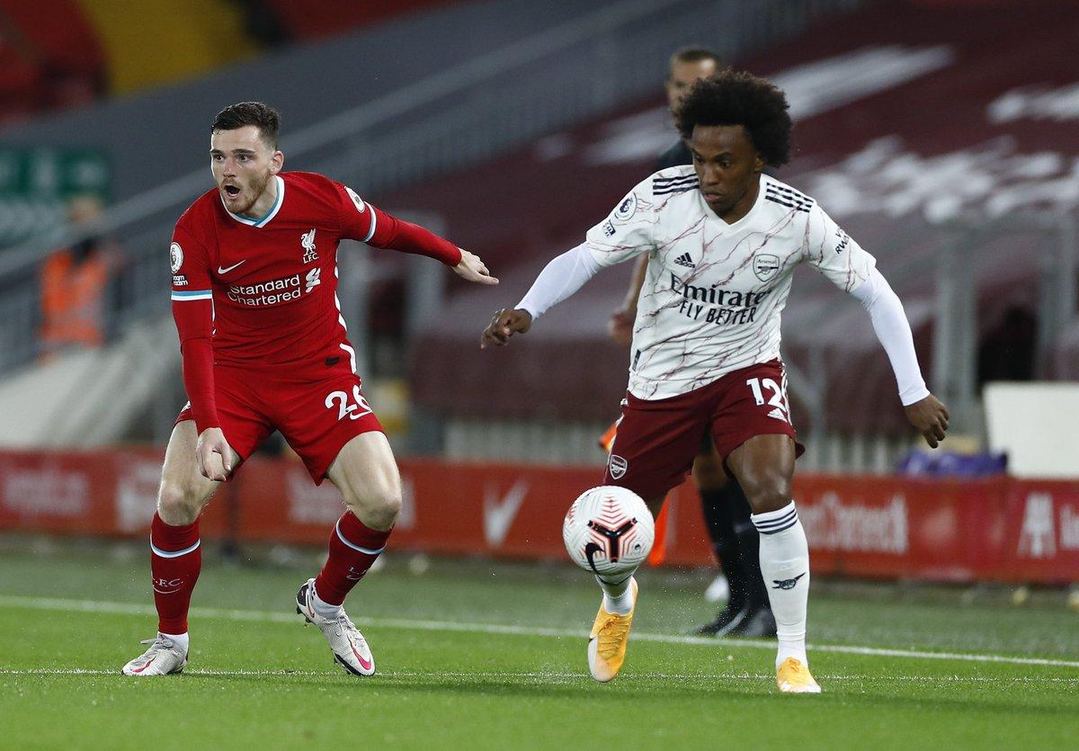 Xem lại bóng đá Liverpool vs Arsenal, Ngoại hạng Anh (29/09)