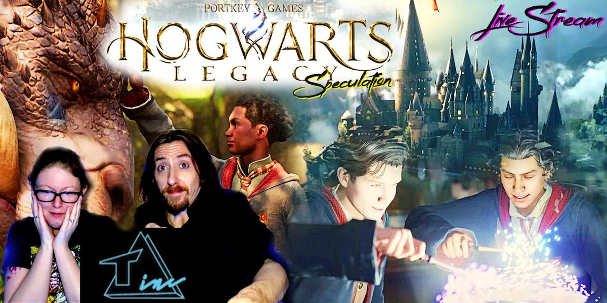 #streaming #HogwartsLegacy SPECULATION Chat - Will Harry Potter GTA?! Tonight on #YouTube @ 8pm CST! https://t.co/xdkQIg0p5U @CreepySexyNerdy @simmermike #HarryPotter #chat #livechat #streamers #STREAM #gamingcommunity #adventure #gaming #games #hogwarts #movies #TV #peace #live https://t.co/SzY4vTx3j4