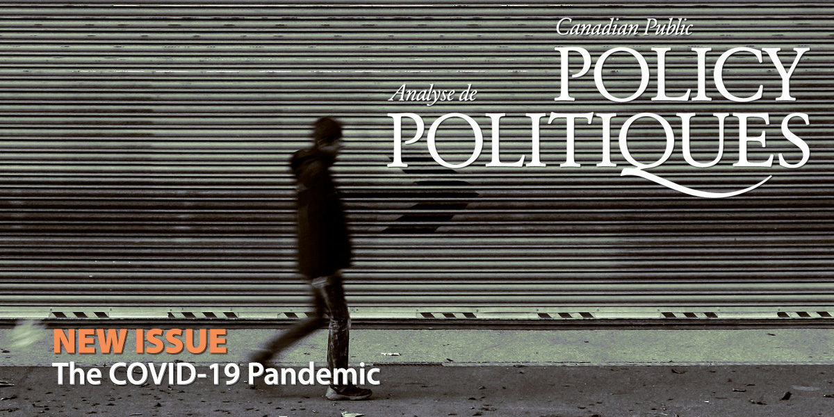 """How can Canadian policy help minimize the spread of #COVID19 within #homeless populations and shelters?   This new study published in """"Canadian Public Policy"""" examines the situation in Calgary as an example.   Learn more: https://t.co/qOj662QI7d https://t.co/A7bVNHxmC1"""