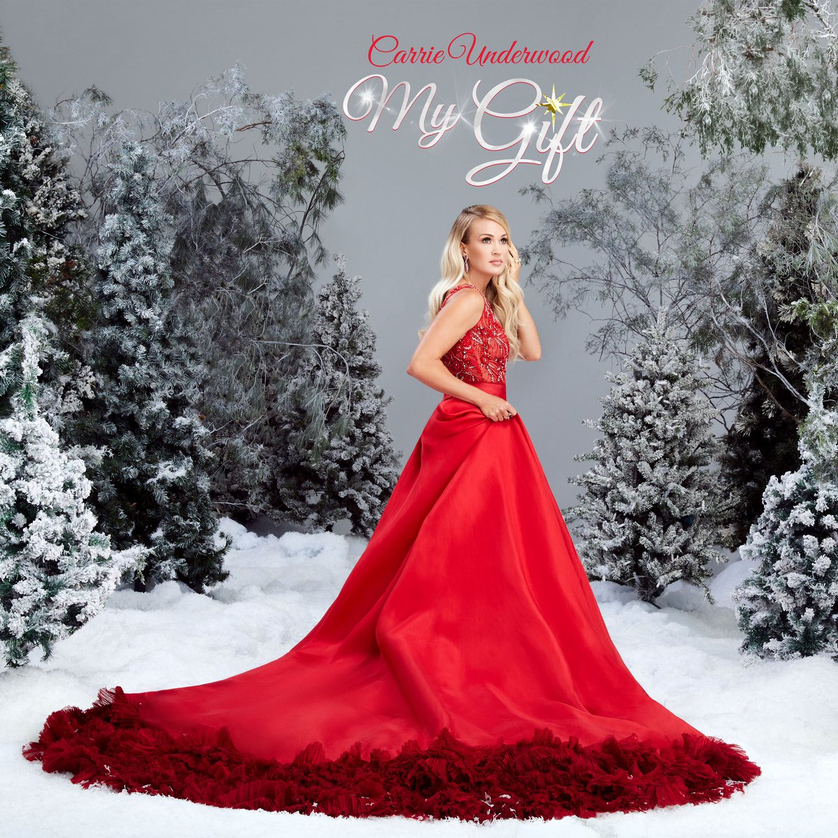 Congrats on the Christmas album @carrieunderwood, it's beautiful....Loved hearing Isaiah's voice on Little Drummer Boy!! #MyGift https://t.co/7x3BmNIM4i