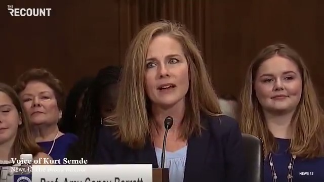 On the GOP agenda before Election Day: Confirm Judge Amy Coney Barrett to the Supreme Court.  Can they do it in 36 days? Well, they're certainly going to try. https://t.co/4EyiyFNQo6