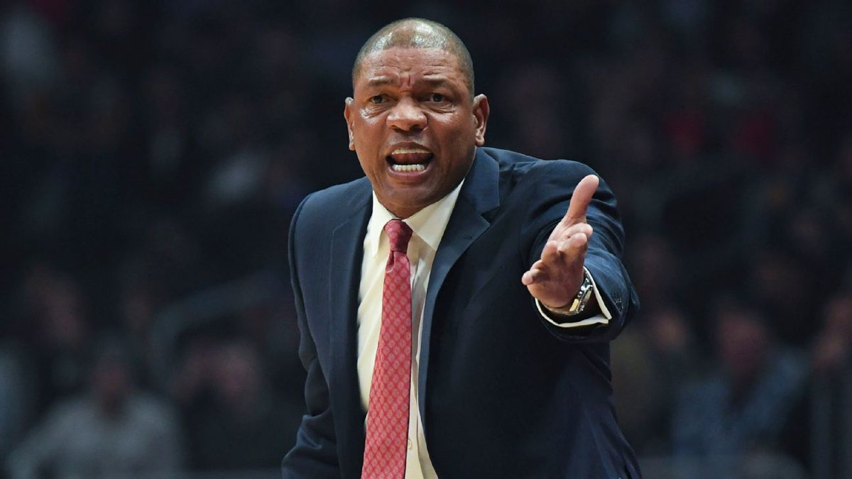 Doc out as Clips coach after surprising playoff exit https://t.co/s5dMOkS30S #espn #sports https://t.co/z8ZSnpUGad
