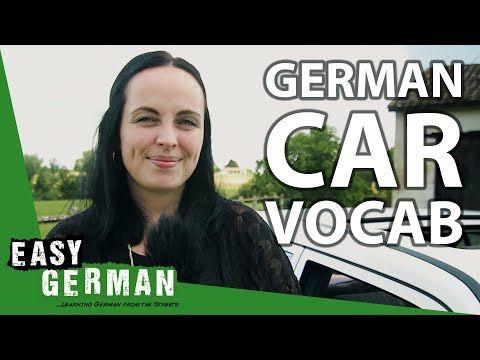 #German Car #Vocabulary | Super #EasyGerman 141: https://t.co/moYjvrZA10 #Deutschlernen https://t.co/ZSX7kW33Yj