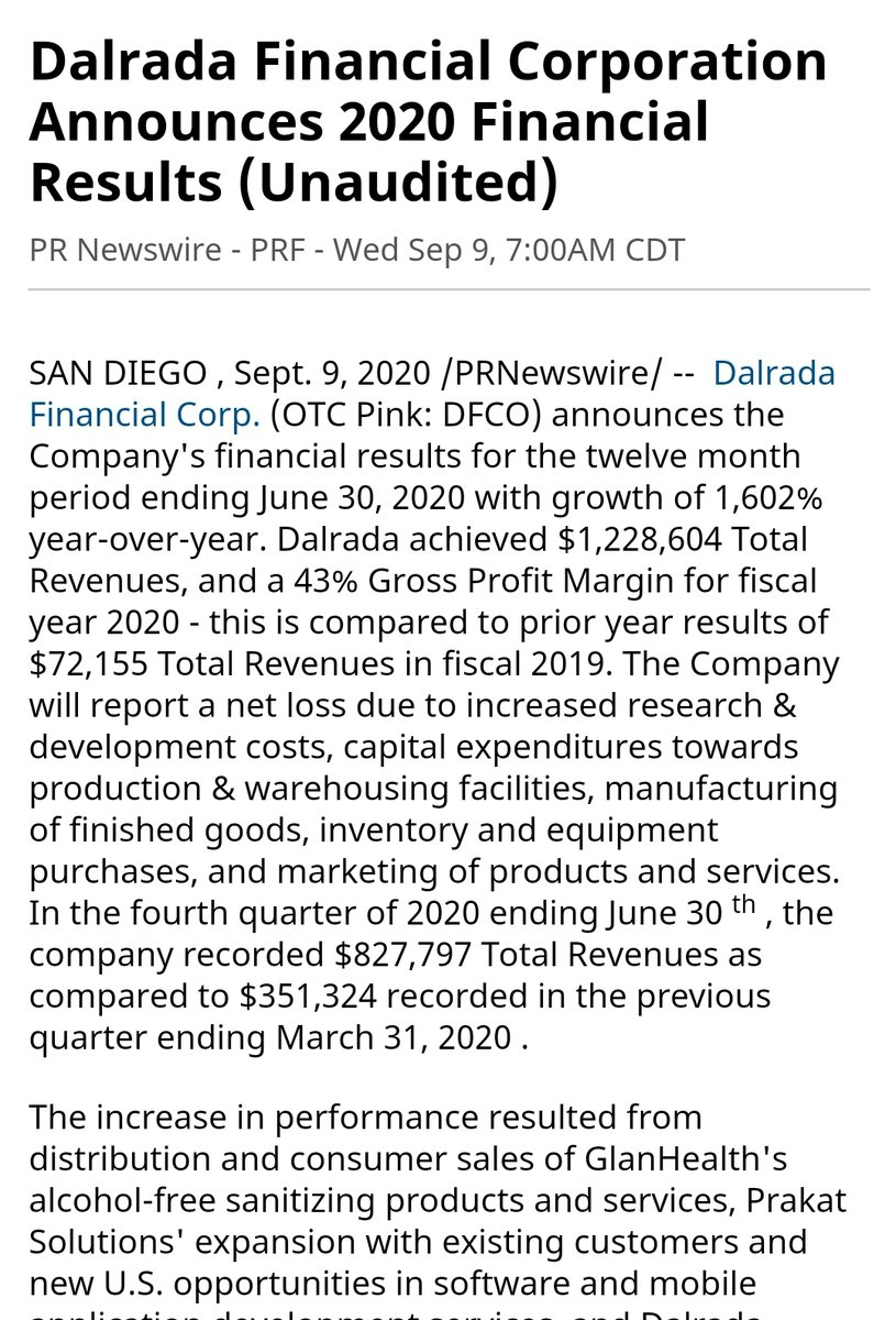$DFCO The Board https://t.co/JEFxn0Welx #wsj #nytimes #business #reuters #IHub_StockPosts #forbes #marketwatch #cnn #bet #foxnews #latimes #usatoday #realdonaldtrump #investiingcom #barronsonline #TheEconomist #IBDinvestors #cnnmoneyinvest #CBD #Accredited #Investors #ESPN #WGN https://t.co/naAEIM053l
