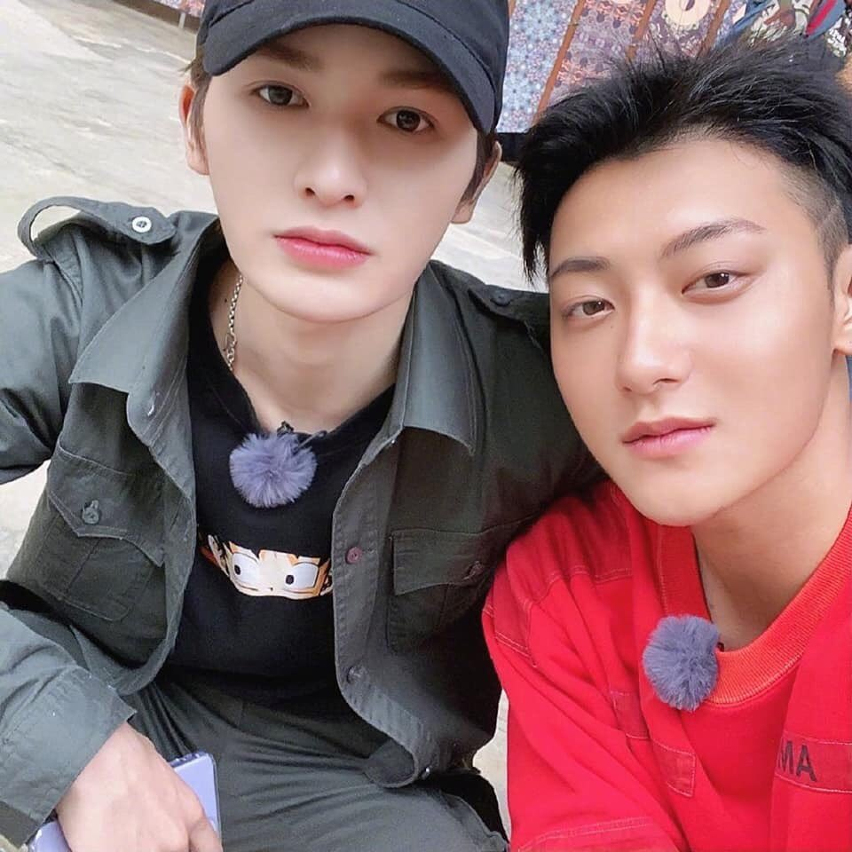 ★ zhu Zhengting & Tao★ 🌟 sweet brothers 🌟 #HuangZitao #ZhuZhengting https://t.co/GPnuxmtiXd